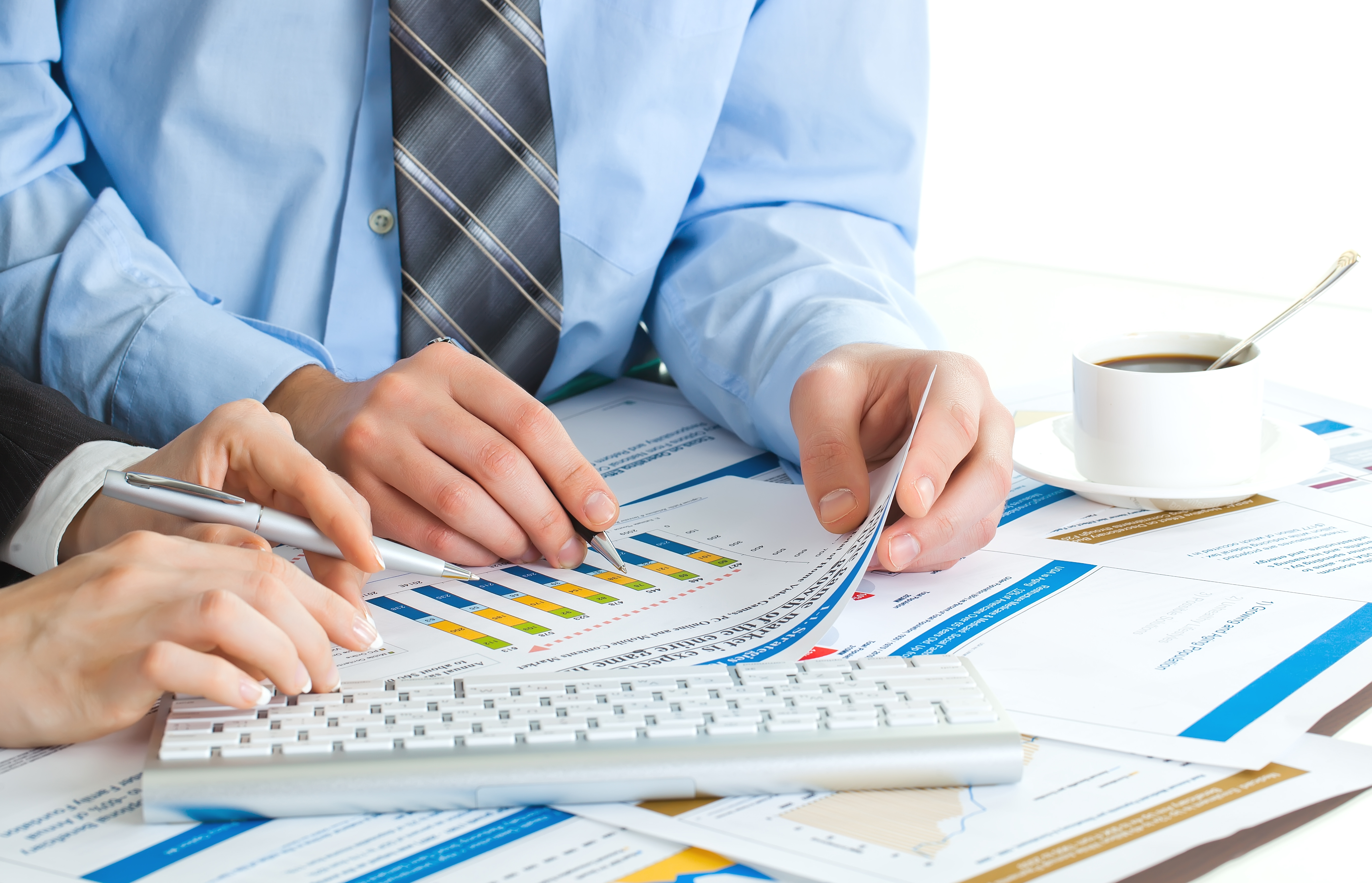 Not-For-Profit Accounting & Bookkeeping, Financial Services